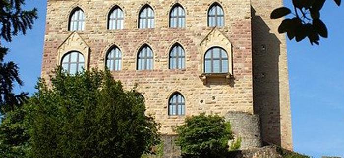 Hmabacher Schloss