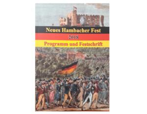 Festschrift Neues Hambacher Fest 2018 von Max Otte