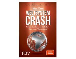 Buch: Wetlsystemcrash von Max Otte